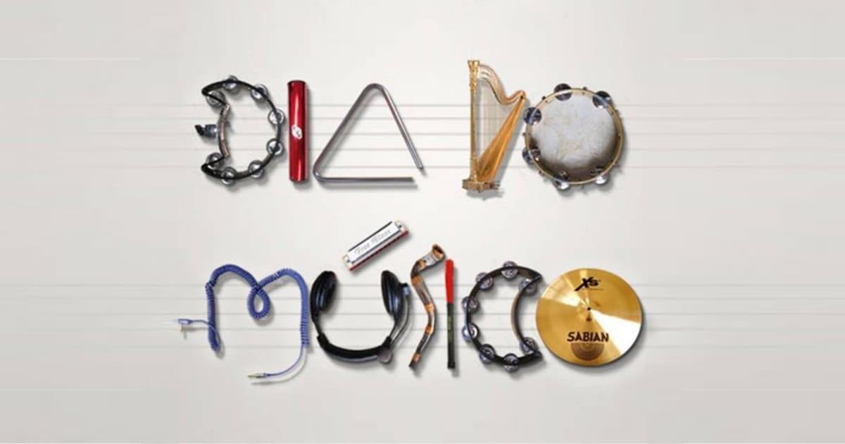 Dia do Músico no Brasil - Escola de Música Ritmo e Som