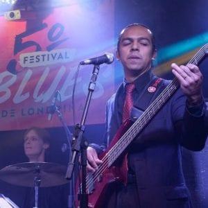 Luciano Grube - Contrabaixista