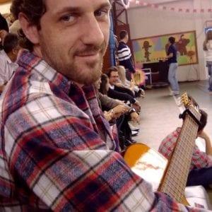 Luciano Moro - Aula de Violão Curitiba - Ritmo e Som
