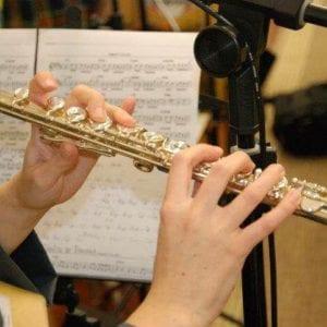 Maria Bruel Professora de Flauta Transversa Ritmo e Som