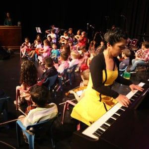 Orquestra Infantil Ritmo e Som 1099