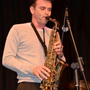 Saxofone Professor Marcelo