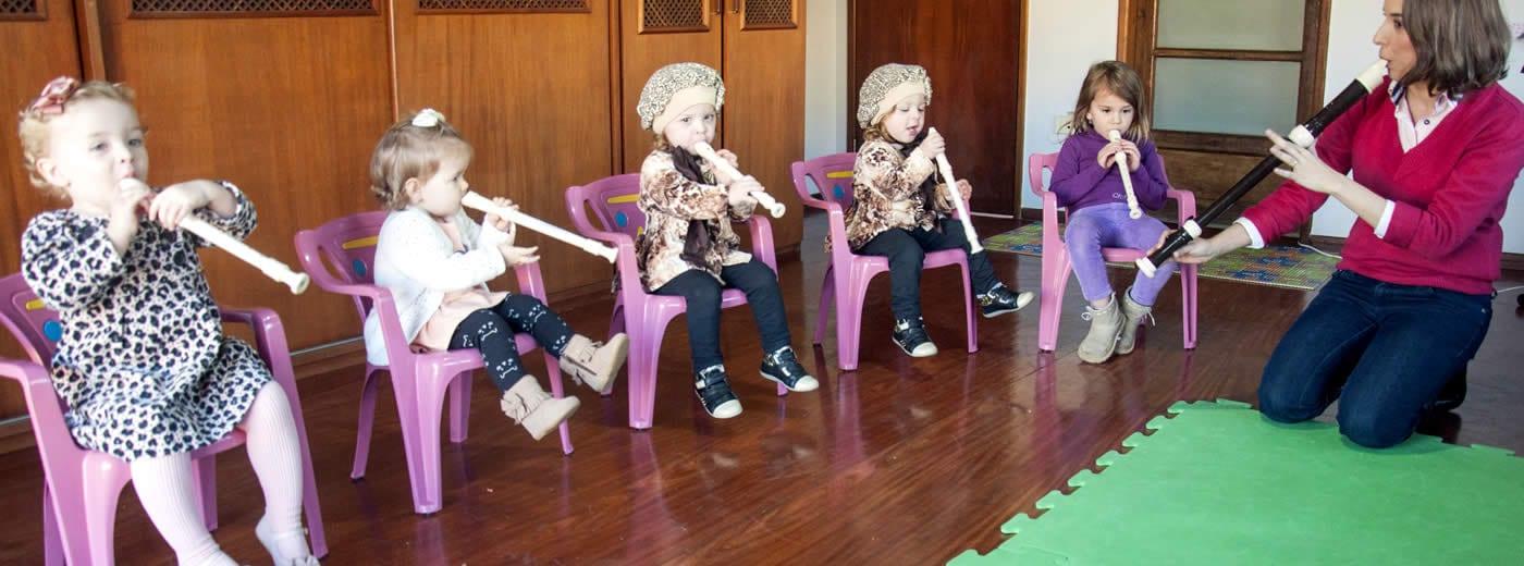 Slider Aulas de Musica para Todas as Idades Ritmo e Som