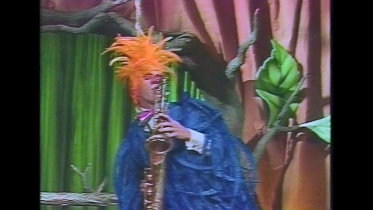 Som do Saxofone - Passarinho, que som é esse - Ritmo e Som