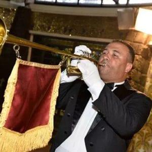 Wagner Soares da Silva - Professor de trompete - Ritmo e Som