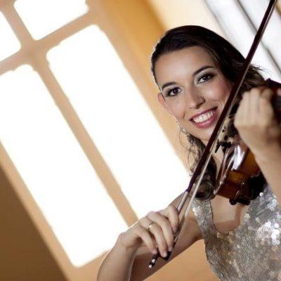 Amanda da Silva Cantador Coimbra Violino